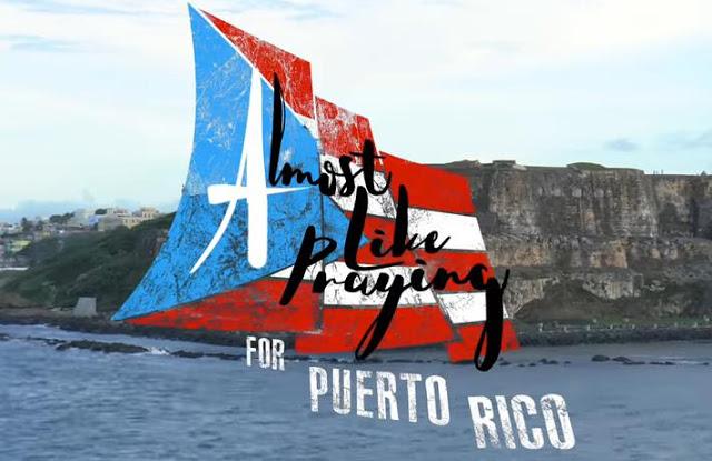 Lin-Manuel Miranda - Almost Like Praying ft Artists for Puerto Rico