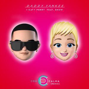 Daddy Yankee + Katy Perry - Con Calma feat. Snow