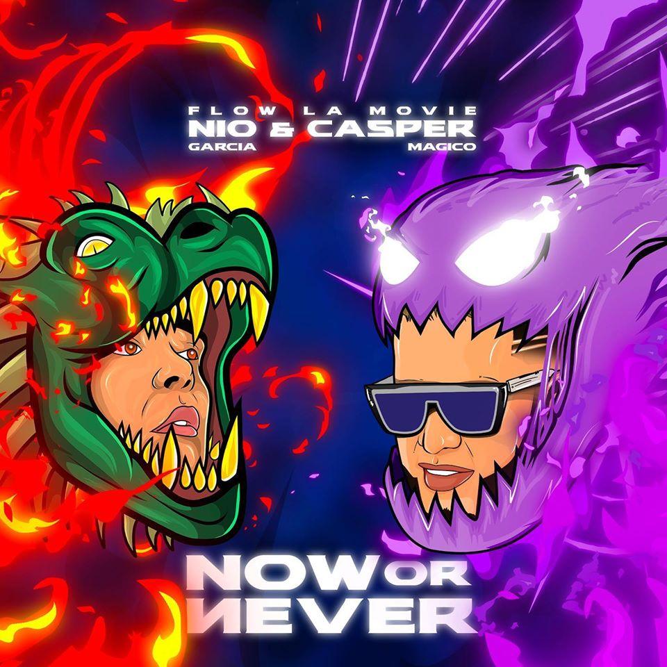 Nio-García-y-Casper-Mágico-lanzaron-Now-or-Never-su-primer-álbum-conjunto