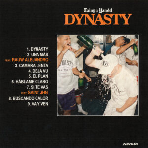 track-list-di-dynasty-de-yandel-e-tainy-reggaeton-italia